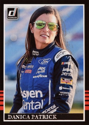 2018 Donruss Racing Variations Guide and Gallery 49
