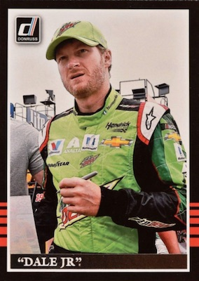 2018 Donruss Racing Variations Guide and Gallery 42