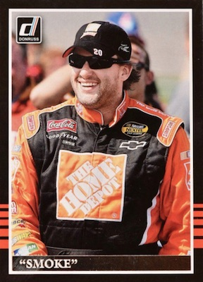 2018 Donruss Racing Variations Guide and Gallery 44