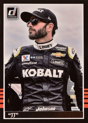 2018 Donruss Racing Variations Guide and Gallery 48