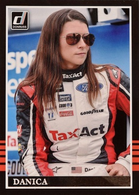 2018 Donruss Racing Variations Guide and Gallery 50