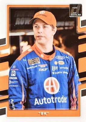 2018 Donruss Racing Variations Guide and Gallery 2