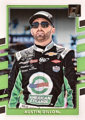 2018 Donruss Racing Variations Guide and Gallery 4