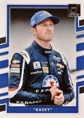 2018 Donruss Racing Variations Guide and Gallery 8