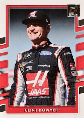 2018 Donruss Racing Variations Guide and Gallery 14