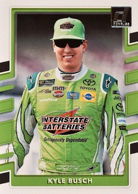 2018 Donruss Racing Variations Guide and Gallery 16