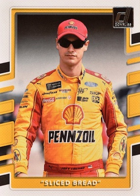 2018 Donruss Racing Variations Guide and Gallery 20