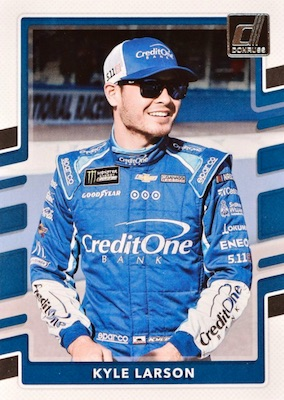 2018 Donruss Racing Variations Guide and Gallery 24