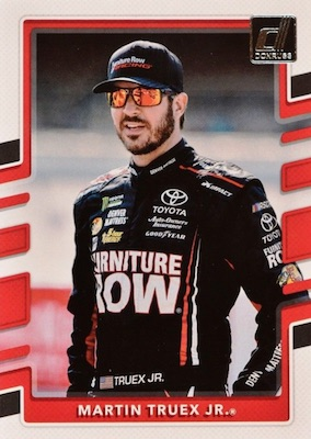 2018 Donruss Racing Variations Guide and Gallery 28