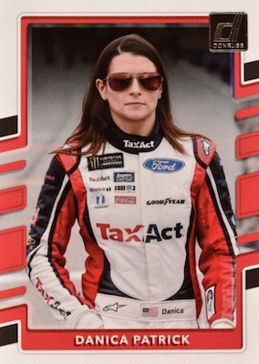 2018 Donruss Racing Variations Guide and Gallery 32