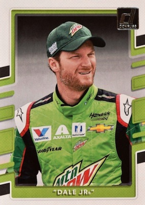 2018 Donruss Racing Variations Guide and Gallery 34
