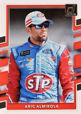 2018 Donruss Racing Variations Guide and Gallery 36