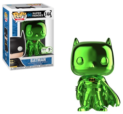 2018 Funko Emerald City Comic Con Exclusives Guide 1