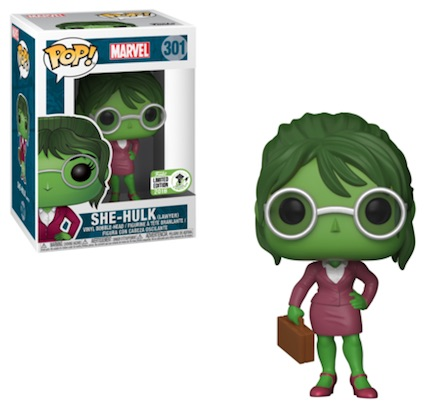 2018 Funko Emerald City Comic Con Exclusives