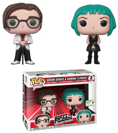 Funko Pop Scott Pilgrim vs. the World Vinyl Figures 17
