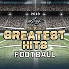 2018 Leaf Greatest Hits Football Cards