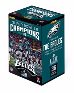 2018 Panini Philadelphia Eagles Super Bowl