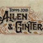 2018 Topps Allen & Ginter Baseball Cards