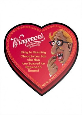2018 Topps GPK Wacky Packages Valentine's Day