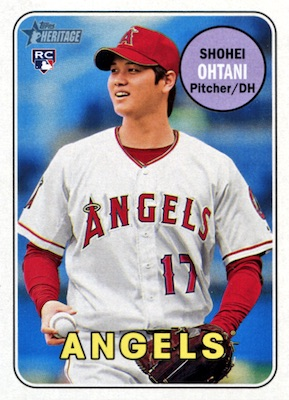 Shohei Ohtani Rookie Cards Checklist and Gallery 57