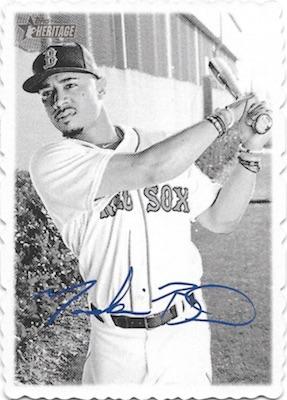 2018 Topps Heritage Baseball Cards 32