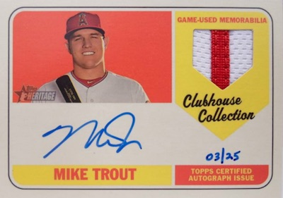2018 Topps Heritage Baseball Cards 37