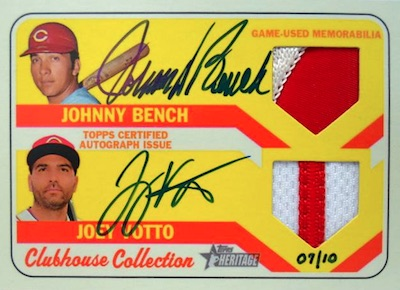 2018 Topps Heritage Baseball Cards 38