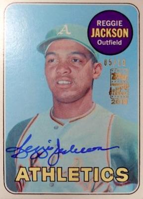 2018 Topps Heritage Baseball Cards 27