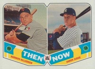 2018 Topps Heritage Baseball Cards 41