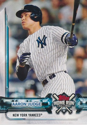 2018 Topps Home Run Challenge Baseball Cards 1