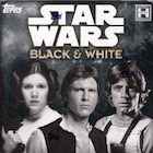 2018 Topps Star Wars A New Hope Black and White Trading Cards