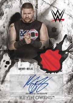 2018 Topps WWE Undisputed