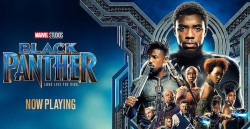 2018 Upper Deck Black Panther