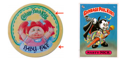 Law of Cards: Luis Diaz Alleges Topps' Garbage Pail Kids IP is Itself Garbage 1
