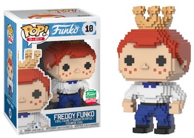 Ultimate Funko Pop 8-Bit Vinyl Figures Guide 21