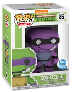 Ultimate Funko Pop Teenage Mutant Ninja Turtles Figures Checklist and Gallery 36