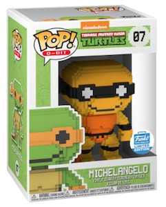 Ultimate Funko Pop Teenage Mutant Ninja Turtles Figures Checklist and Gallery 40