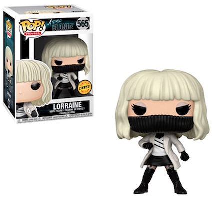2018 Funko Pop Atomic Blonde Vinyl Figures 21