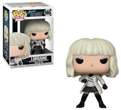 2018 Funko Pop Atomic Blonde Vinyl Figures 20