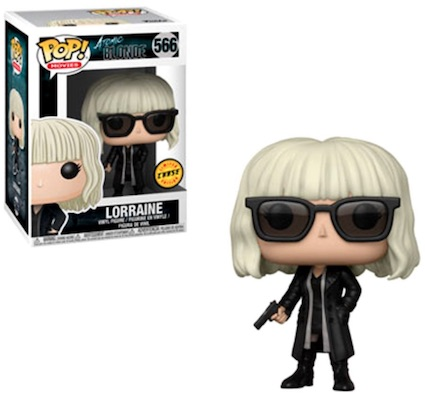 2018 Funko Pop Atomic Blonde Vinyl Figures 23