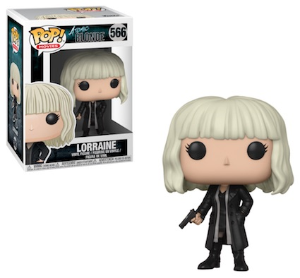 2018 Funko Pop Atomic Blonde Vinyl Figures 22