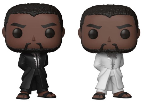 Funko Pop Black Panther Movie Vinyl Figures 1