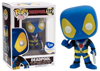 Ultimate Funko Pop Deadpool Figures Checklist and Gallery 18