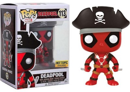 Ultimate Funko Pop Deadpool Figures Checklist and Gallery 21