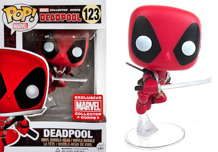 Ultimate Funko Pop Deadpool Figures Checklist and Gallery 26