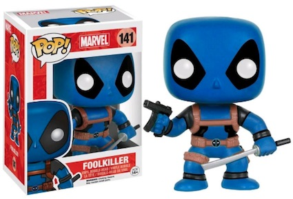 Ultimate Funko Pop Deadpool Figures Checklist and Gallery 27