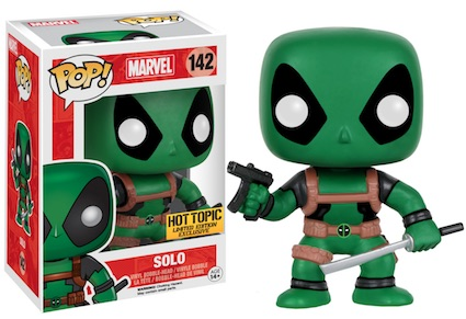 Ultimate Funko Pop Deadpool Figures Checklist and Gallery 28