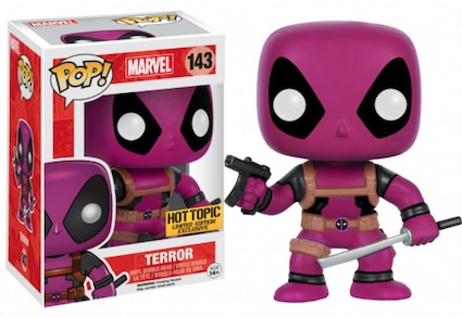 Ultimate Funko Pop Deadpool Figures Checklist and Gallery 29