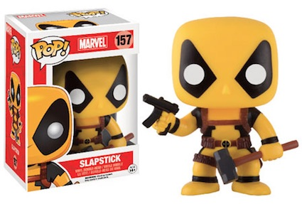 Funko Pop Deadpool Checklist Exclusives List Variants