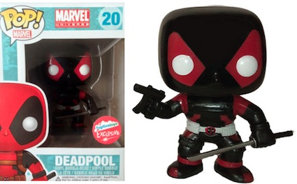 Ultimate Funko Pop Deadpool Figures Checklist and Gallery 9